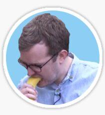 Griffin Mcelroy Vores a Banana Sticker
