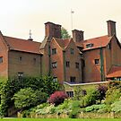 Churchill's Chartwell by Lesliebc