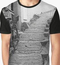 Bicycle Alley Graphic T-Shirt