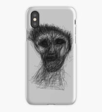 """""""Butch"""" Apple Pencil drawing iPhone Case/Skin"""