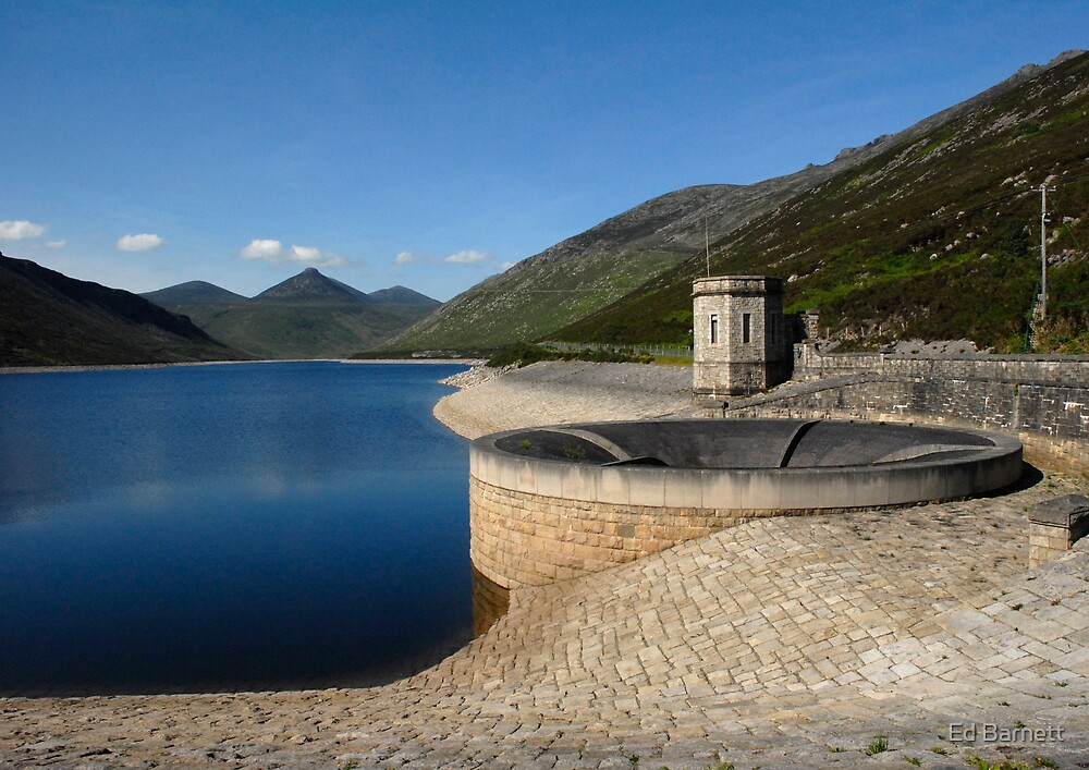 The Silent Valley Reservoir by Ed Barnett