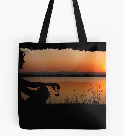 The ultimate sundowner Tote Bag
