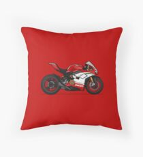 Ducati Panigale V4 Speciale Throw Pillow