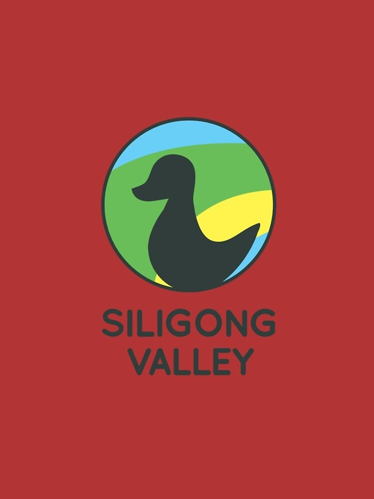 Siligong Valley logo w/text black by Beermogul