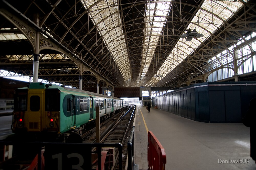 London Bridge Station by DonDavisUK