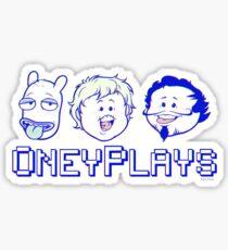 OneyPlays Sticker