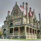 CraigDarroch Castle, Victoria, BC, Canada by AnnDixon