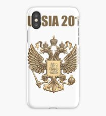 Soccer Russia 2018 T-Shirt Football Championship Games iPhone Case/Skin