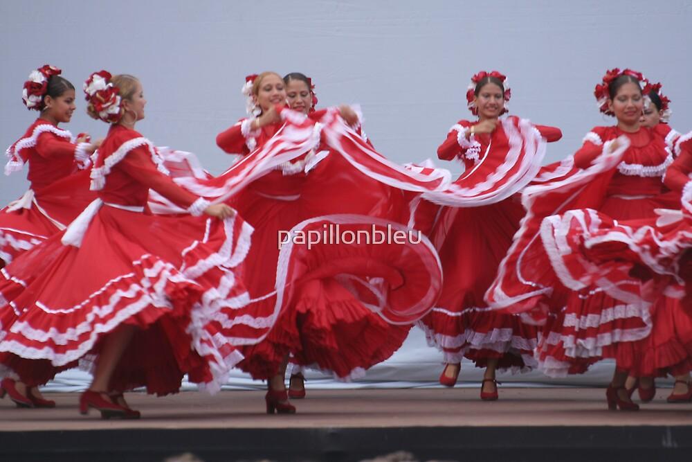 Dancing Ladies by Pamela Jayne Smith
