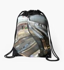 Suspended animation Drawstring Bag