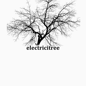 Electricitree Black by Marmadas