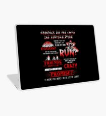 Best Quotes Laptop Skin