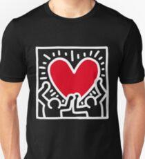 keith haring shirt Unisex T-Shirt