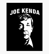 Joe Kenda my my my Photographic Print