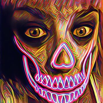 Skull Face by Seraphina6
