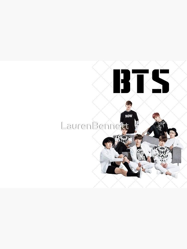 BTS-Gruppe von LaurenBennett