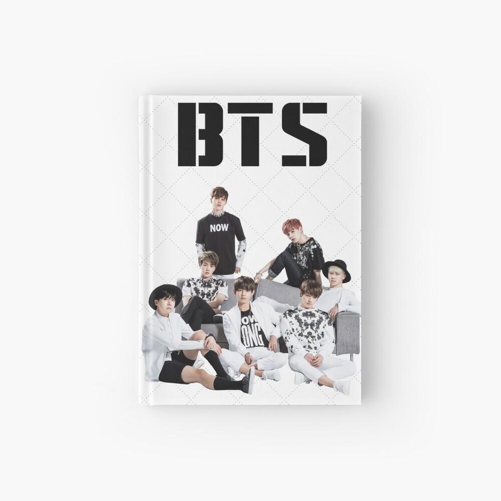 BTS-Gruppe Notizbuch