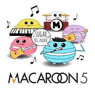 Macaroon 5 by Triluen