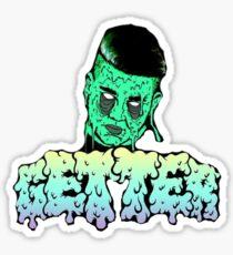 Getter (Grime) Sticker