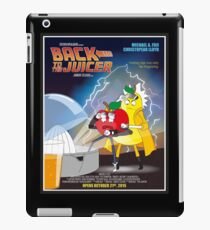 Back to the Juicer 2 iPad Case/Skin