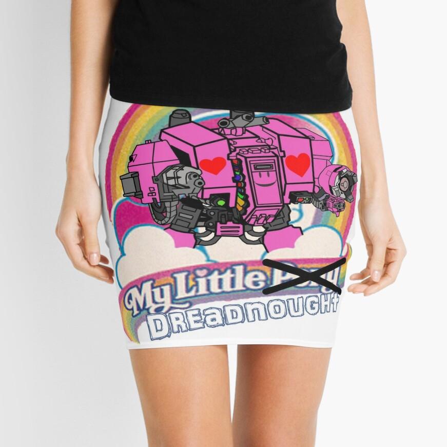 MinifaldaMi pequeño Dreadnought Delante