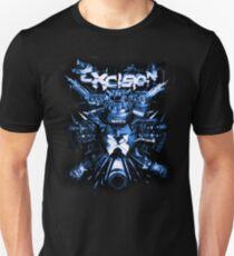 Excision (Artillery Blue) Unisex T-Shirt