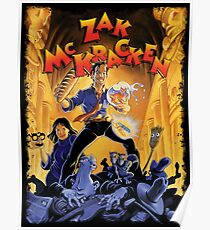Zak McKracken and the Alien Mindbenders Poster