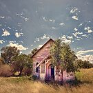 The old church by Peter Doré
