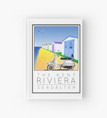 Scooter Poster Seasalter Hardcover Journal