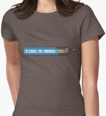 """Like a Boss"" Mega Man T-shirt T-Shirt"