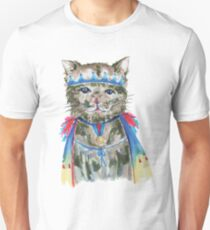 The King of Cat T-Shirt
