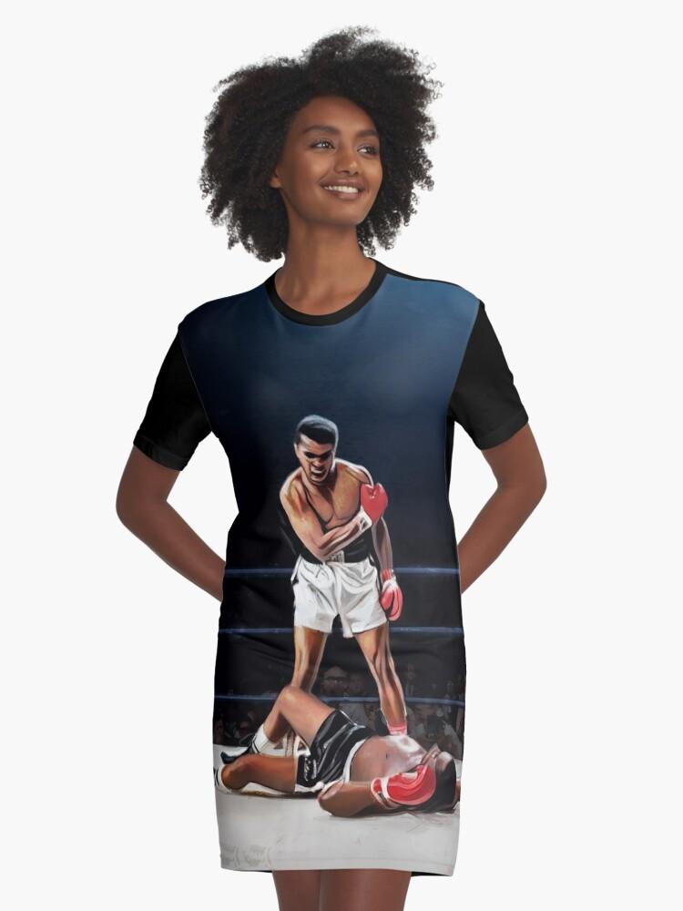 Muhammad Ali Dress