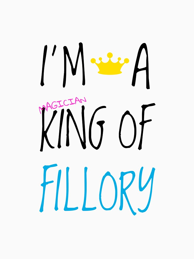 I'm a king of Fillory by ao01