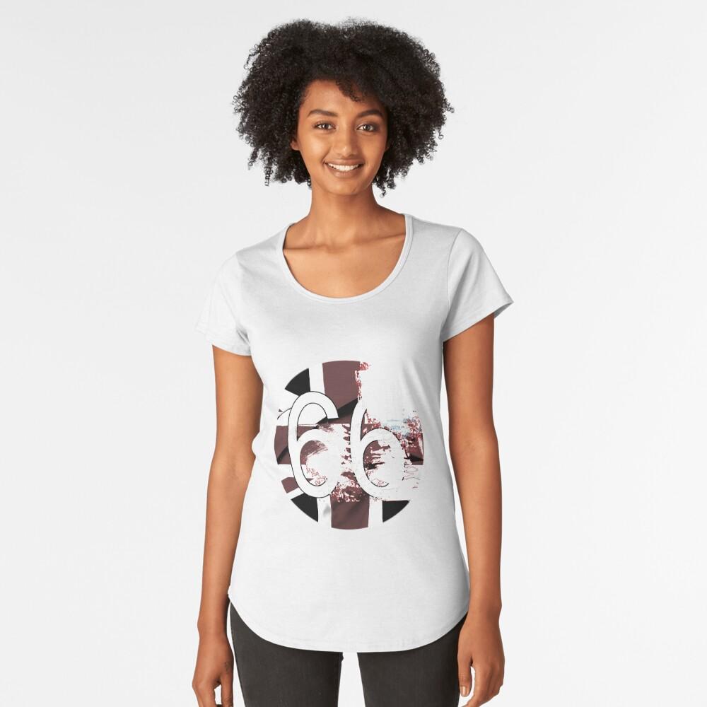 England 1966 Women's Premium T-Shirt Front