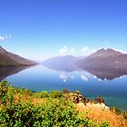 Lake Wakatipu by kevin smith  skystudiohawaii