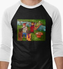 Artist Cat Garden Group T-Shirt