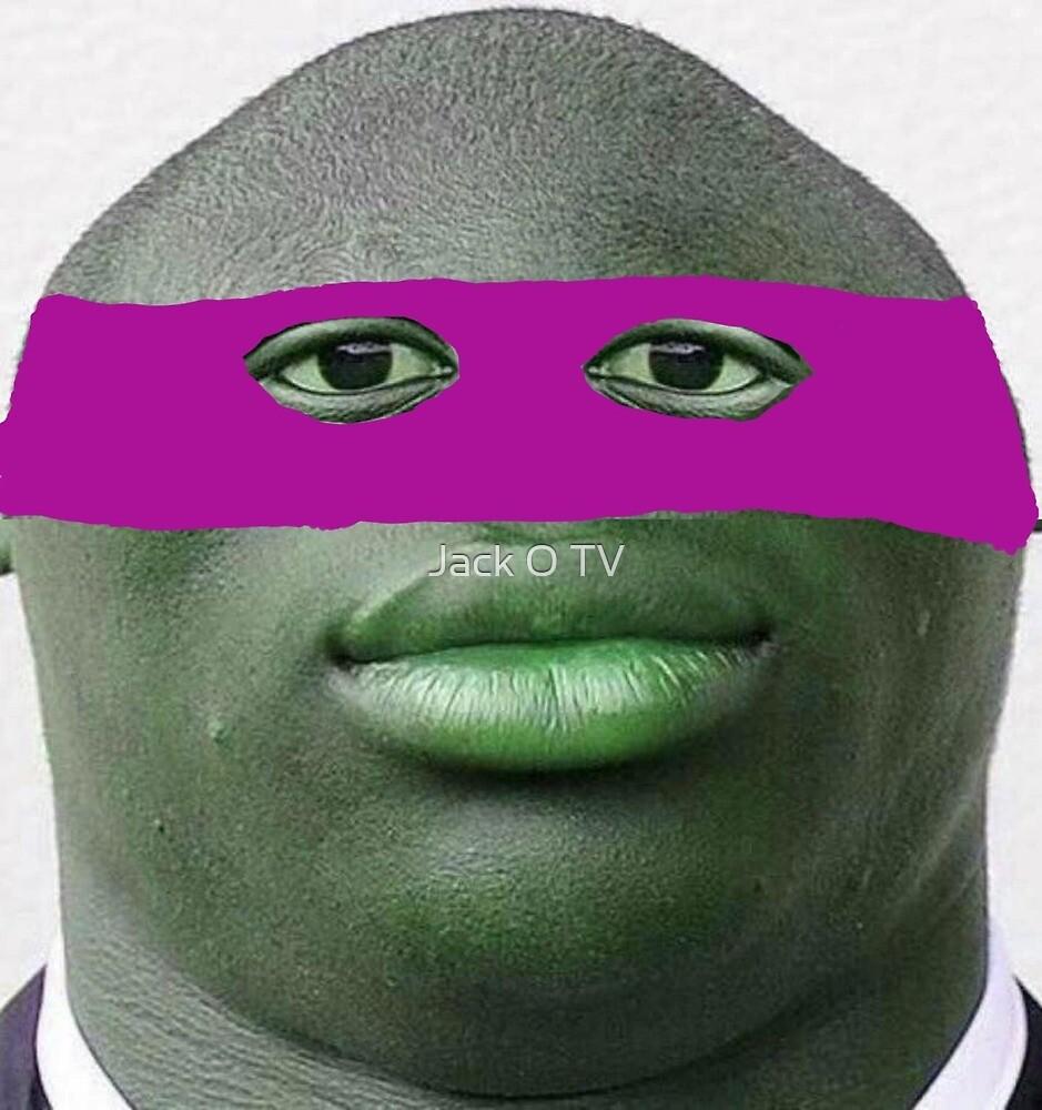 """ninja Turtle In Real Life Meme"" By Jack O TV"