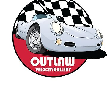 Outlaw custom car by velocitygallery