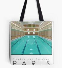 Lido Poster Amiraux Tote Bag