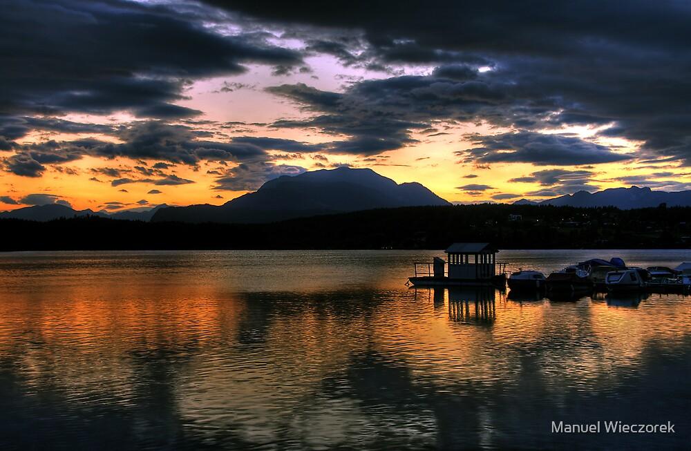 Lake Faak by Manuel Wieczorek