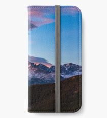 Fire on the Mountain iPhone Wallet/Case/Skin