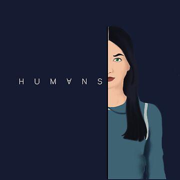Humans by GaiaKi