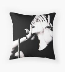 "Lou Reed ""Vicious"" - Sydney Hordern Pavillion - 1974 Throw Pillow"