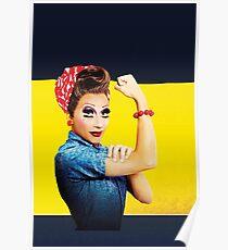 Rupaul's Drag Race - Season 6 - Bianca del Rio Poster