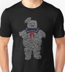 "The Stay Puft Marshmallow Man in ""Ghostbusters"" the Movie T-Shirt"