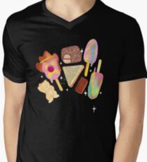 Aussie Treats - Cosmic Men's V-Neck T-Shirt