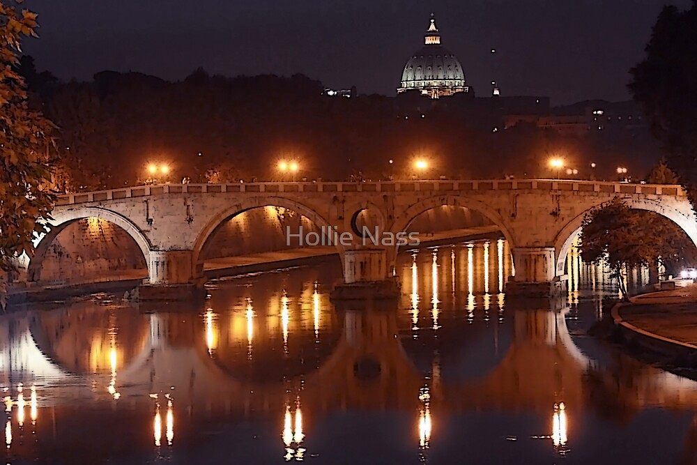 Good night Rome by Hollie Nass