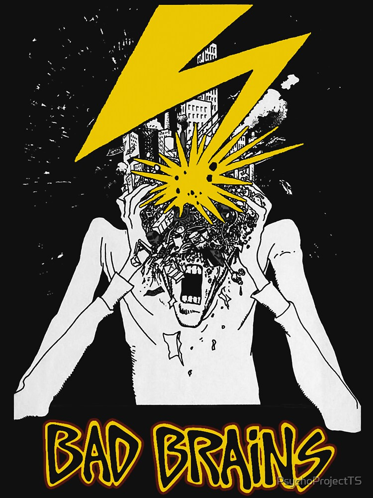Bad Brains by PsychoProjectTS
