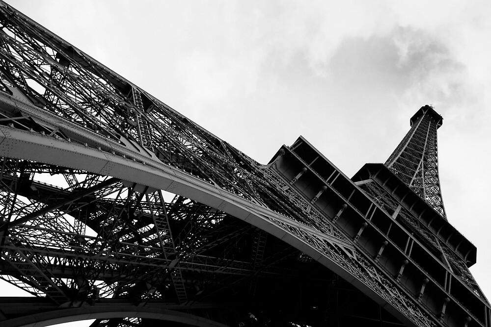 pilier ouest by Vincent Bégasse