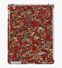Effervescence  Flame by Amelia Caruso for Robert Kaufman iPad Case/Skin